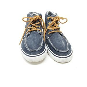 Sperry Top Sider Betty High Top Chuka Boots 9M